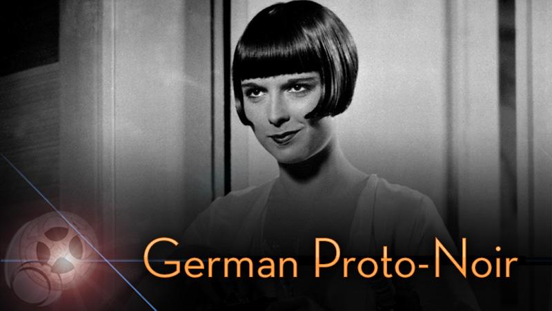GERMAN PROTO-NOIR