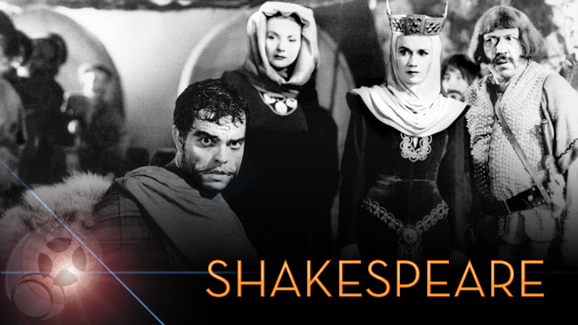 SHAKESPEARE: All the World's a Screen