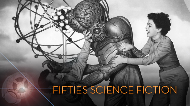 FIFTIES SCIENCE FICTION