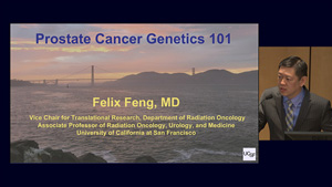 Prostate Cancer Patient Conference - UCTV - University of