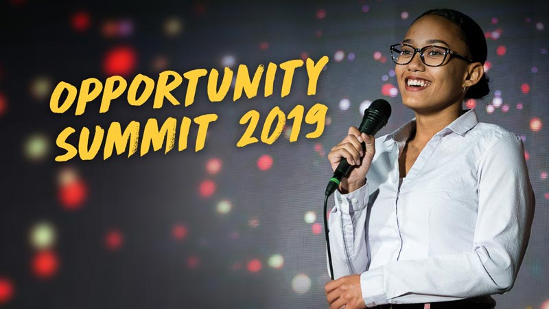 Opportunity Summit 2019