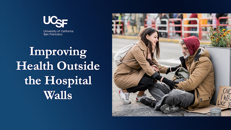 Improving Health Outside The Hospital Walls