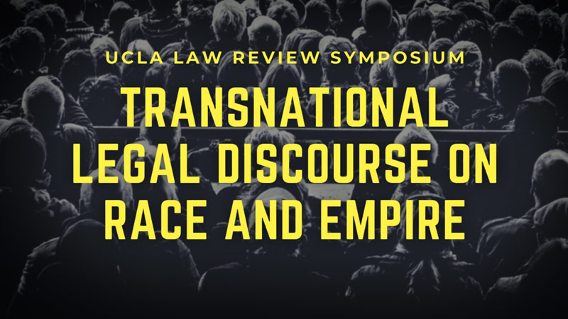 Transnational Legal Discourse on Race and Empire