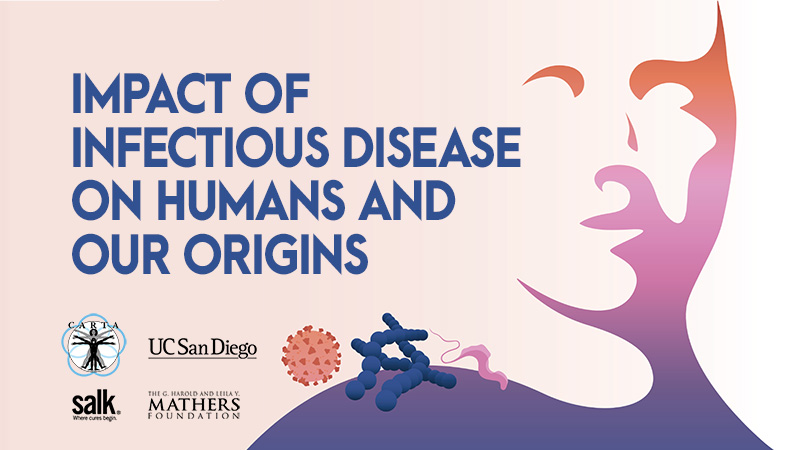 CARTA Presents: The Impact of Infectious Disease on Humans and our Origins