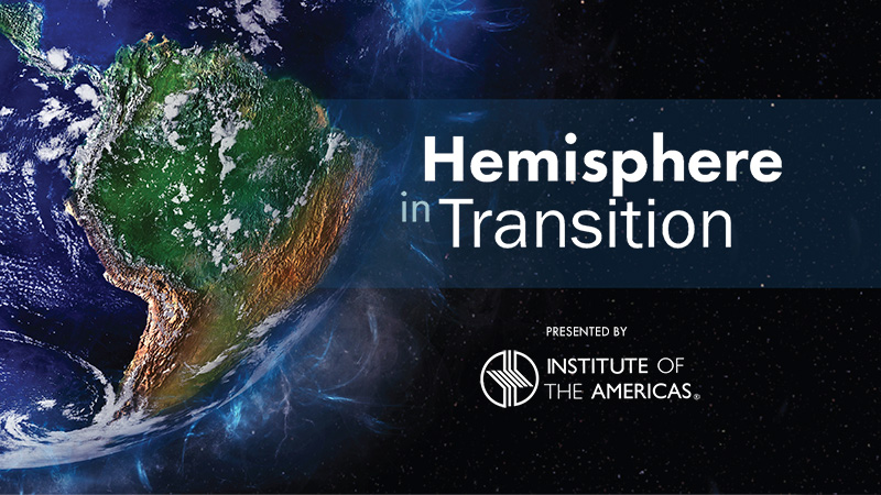 Hemisphere in Transition
