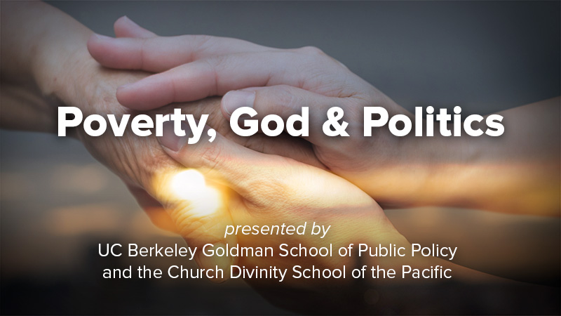 Poverty, God & Politics