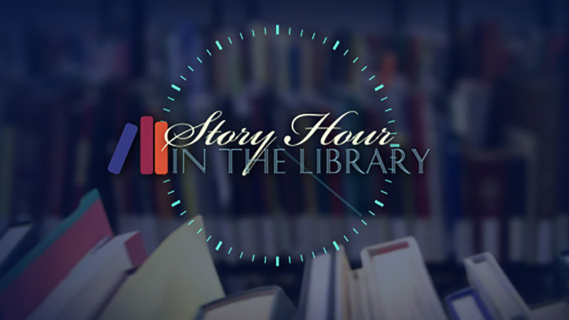 Story Hour in the Library