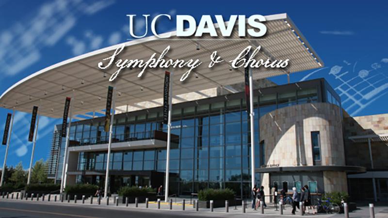 UC Davis Symphony and Chorus
