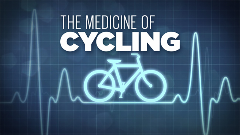 Medicine of Cycling --  Mini Medical School for the Public Presented by UCSF Osher Center for Integrative Medicine