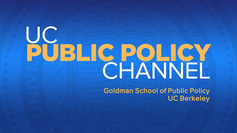 UC Public Policy Channel