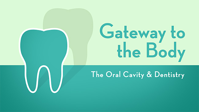 Gateway to the Body: The Oral Cavity and Dentistry