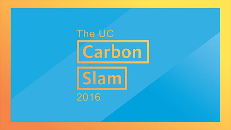 UC Carbon Slam 2016
