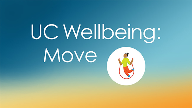 UC Wellbeing: Move