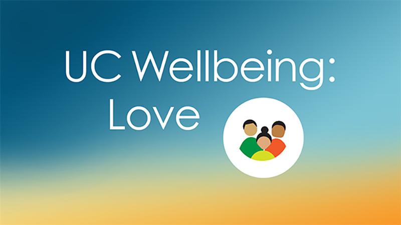 UC Wellbeing: Love