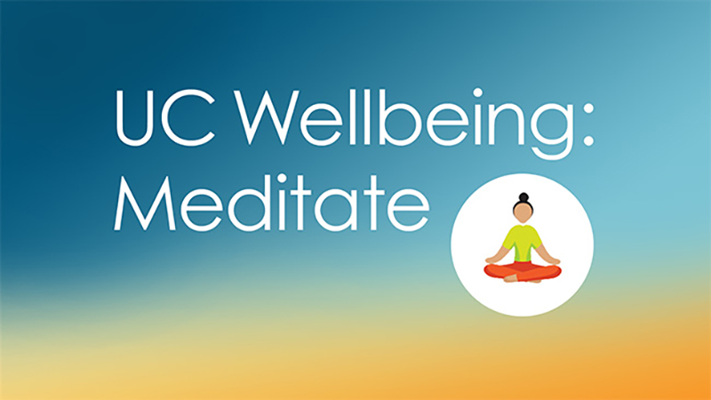 UC Wellbeing: Meditate