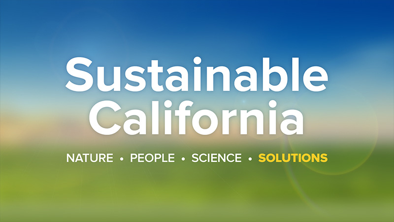 Sustainable California