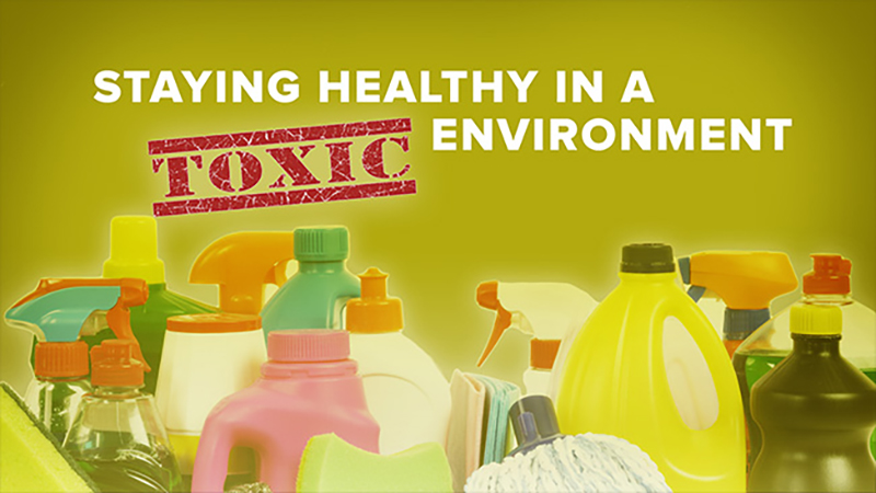 Staying Healthy in a Toxic Environment: Poisonings, Overdoses, and Toxic Exposures
