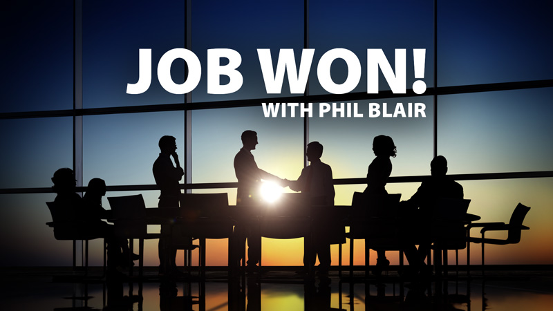 Job Won