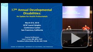 Developmental Disabilities Update - UCTV - University of California