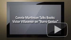 teacher s pet literature language arts reading uctv connie martinson talks books victor villasenor on burro genius