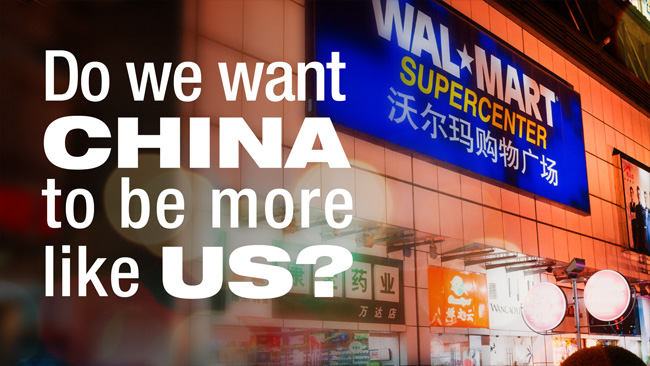 """VIDEO: """"Do We Want China To Be More Like Us?"""" with Karl ..."""