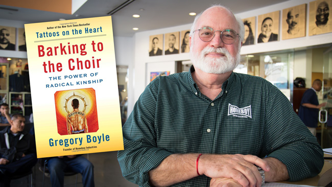 Barking To The Choir Power Of Radical Kinship With Father Gregory Boyle Burke Lectureship Ucsd Tv University California Television