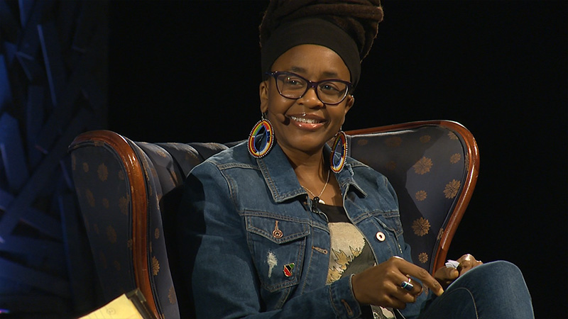 An Evening with Nnedi Okorafor - Writer's Symposium by the Sea 2019