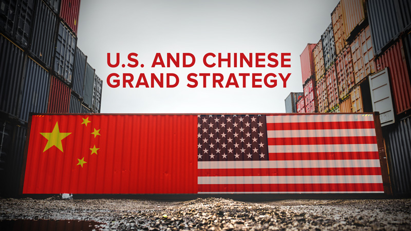 VIDEO: U.S. and Chinese Grand Strategy and the Remaking of the Rules-Based Global Order - Herb York Memorial Lecture