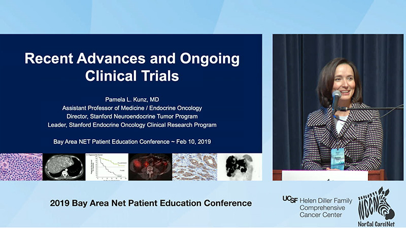 VIDEO: Recent Advances & Ongoing Clinical Trials - 2019 Bay