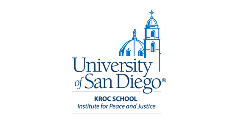 Joan B. Kroc Institute for Peace & Justice Distinguished Lecture Series