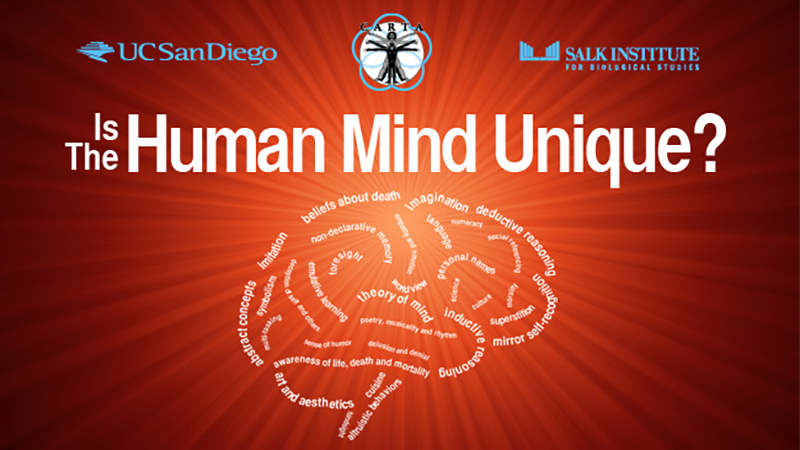Is the Human Mind Unique? -- CARTA