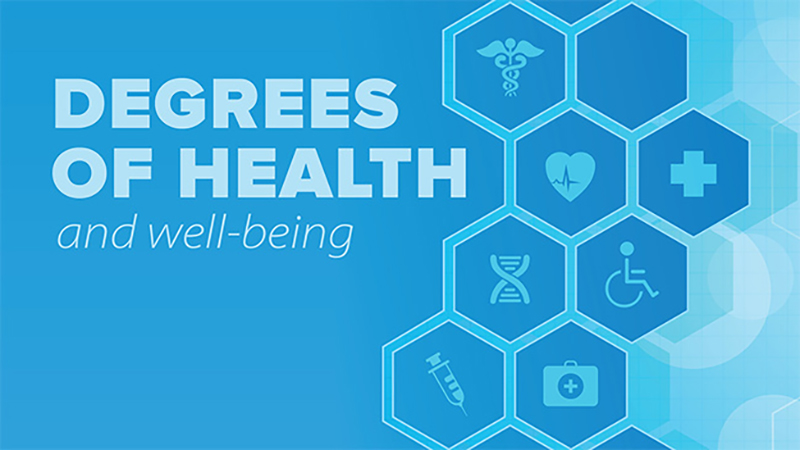 Degrees of Health and Well-Being