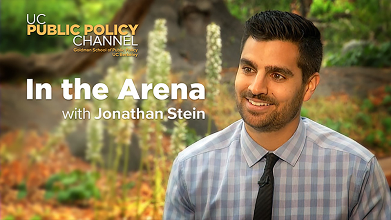 In The Arena with Jonathan Stein