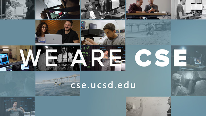 UC San Diego Department of Computer Science and Engineering – UCSD